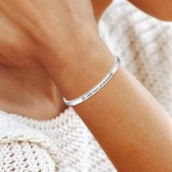 BR01 steel bracelet  I am a...