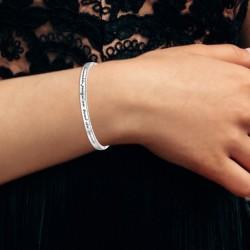 Bracelet BR01 en acier...