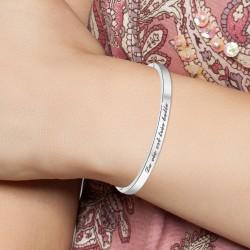 Bracelet BR01 en acier La...
