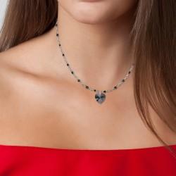Collana di perle nere...