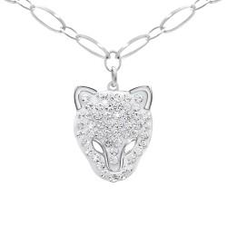 Collar de leopardo de BR01