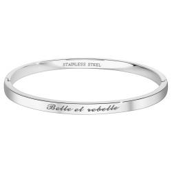 BR01 steel bracelet  Belle...