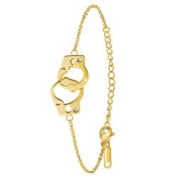 Handcuff bracelet by BR01
