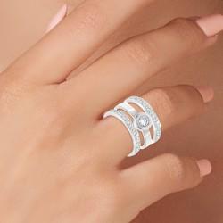 Set di 3 anelli di BR01