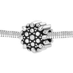 Charm perle en acier par BR01