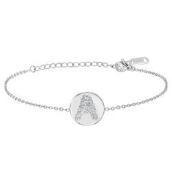 Alphabet bracelet letter A...