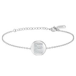 Alphabet bracelet letter E...