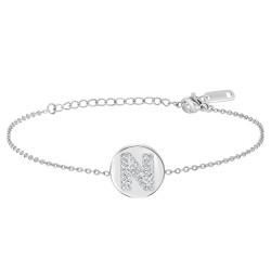 Alphabet bracelet letter N...
