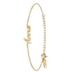 Bracelet prénom Anne