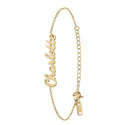 Bracelet prénom Charlotte