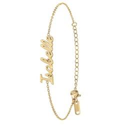 Isabelle name bracelet
