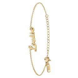 Louise name bracelet