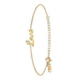 Bracelet à message Love