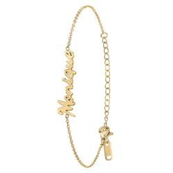 Bracelet prénom Monique