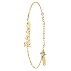 Patricia name bracelet