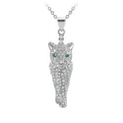 Cheetah necklace BR01...