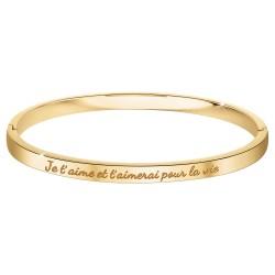 Bracelet Je t'aime et...