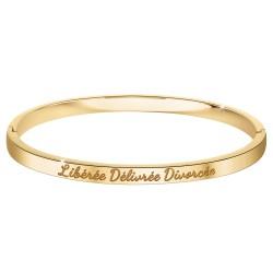 Bracelet Libérée Délivrée...