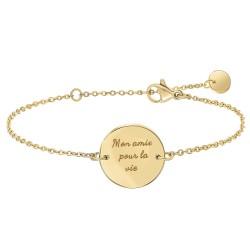 My friend for life bracelet...