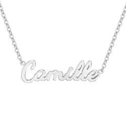 Camille name necklace
