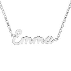 Collier prénom Emma