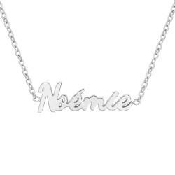 Collier prénom Noémie