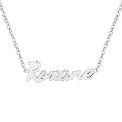 Collier prénom Roxane