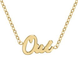 Message necklace Yes