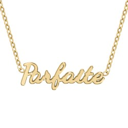 Perfect Message Necklace