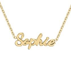Collier prénom Sophie