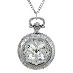 Pocket watch necklace BR01