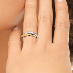 Set of 3 rings size 54 BR01