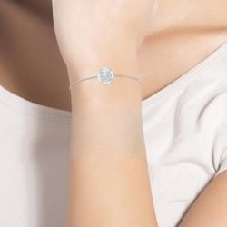 Alphabet bracelet letter M...