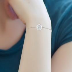 Alphabet bracelet letter S...
