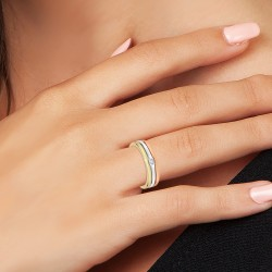 Set of 3 rings size 56 BR01...