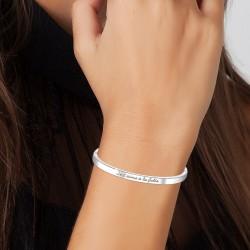 Bracelet Je t'aime à la...