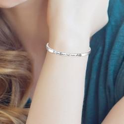 Bracelet Le bonheur c'est...