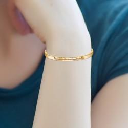 Bracelet Your dreams will...
