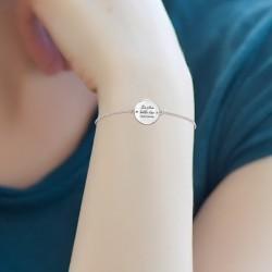 Bracelet La plus belle des...