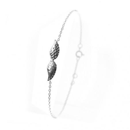Bracelet ailes argent 925