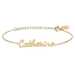 Catherine name bracelet