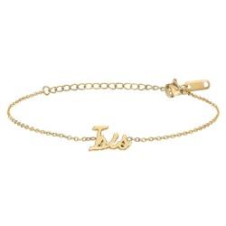 Bracelet prénom Iris