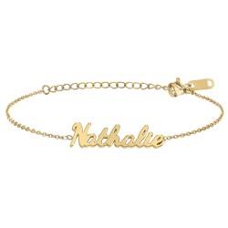 Bracelet prénom Nathalie
