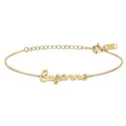 Bracelet prénom Suzanne