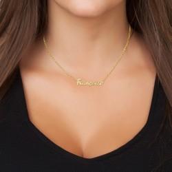 Françoise name necklace