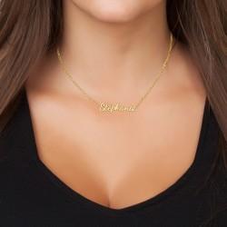 Stephanie name necklace