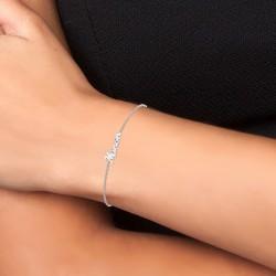 Manon name bracelet