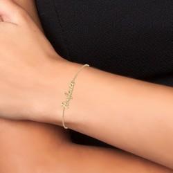 Bracelet à message Parfaite