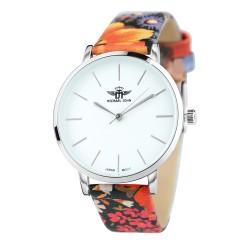 Orologio elegante fiore BR01