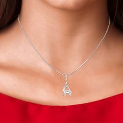 Capricorn necklace zodiac...